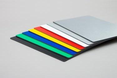 Aluminium-Verbundplatten