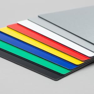 Platten für Werbung-Bau-Modellbau