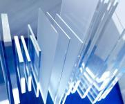 Acrylglas GS Tafel farblos, Großformat