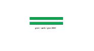 Resopal Tafel grün/weiß/grün 9061