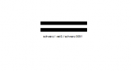 Resopal Tafel schwarz/weiß/schwarz 9091