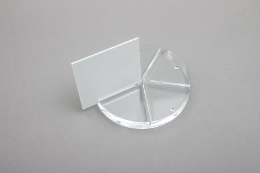 Polystyrol Tafel weiß, 2000 x 1000 mm