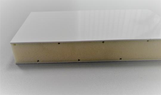 PVC-Kompaktplatte weiß