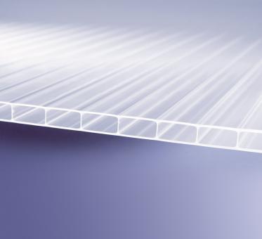*Polycarbonat* SDP 16-32 weiß, 1200 mm breit