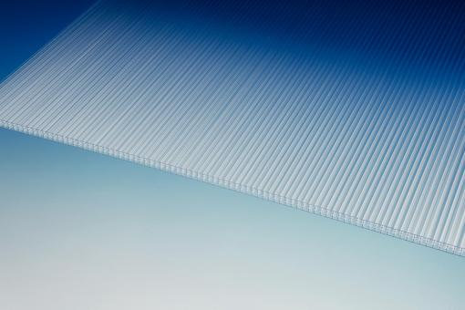 Makrolon S4P 10-6 multi UV clear 1099 farblos, 2100 mm breit