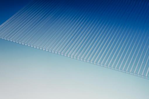 Makrolon SDP multi UV 8-10,5 clear 1099 farblos, 2100 mm breit