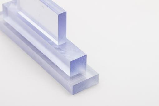 Polycarbonat Tafel, Industriequalität natur