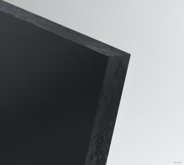 PE 1000 Tafel schwarz, antistatisch, Großformat