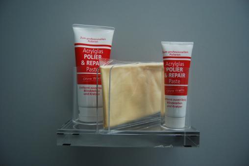 Burnus/Polierpaste