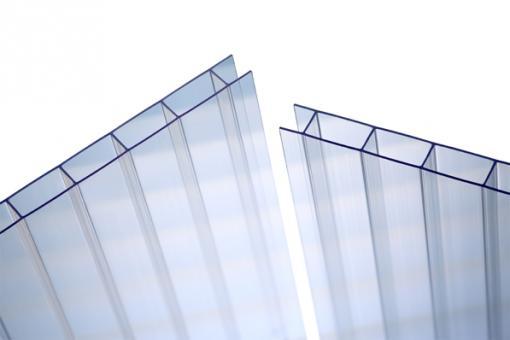 Makrolon SDP multi UV 2/ 16-30 farblos, 980 mm breit