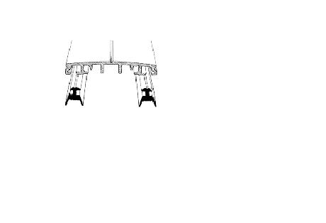 ALWO Klemmset mit Flachrippendichtung 8202/4