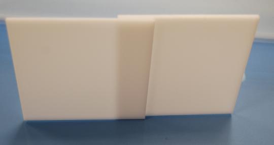 Polycarbonat SUNLIFE Tafel weiß-opal, Großformat