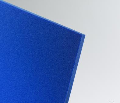 Wirthex-light Tafel blau 3 mm