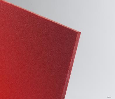 Wirthex-light Tafel rot 3 mm