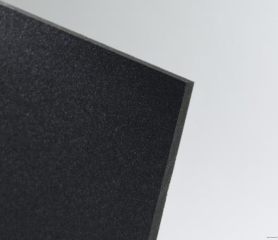 Wirthex-light Tafel schwarz 3 mm