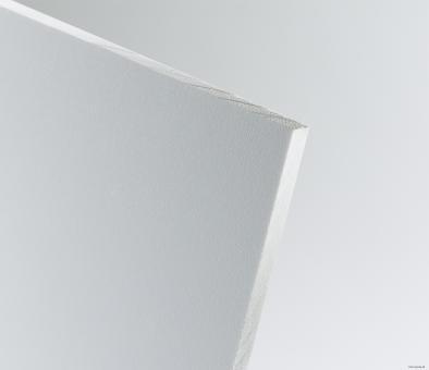 PVC Tafeln extrudiert weiß, Großformat