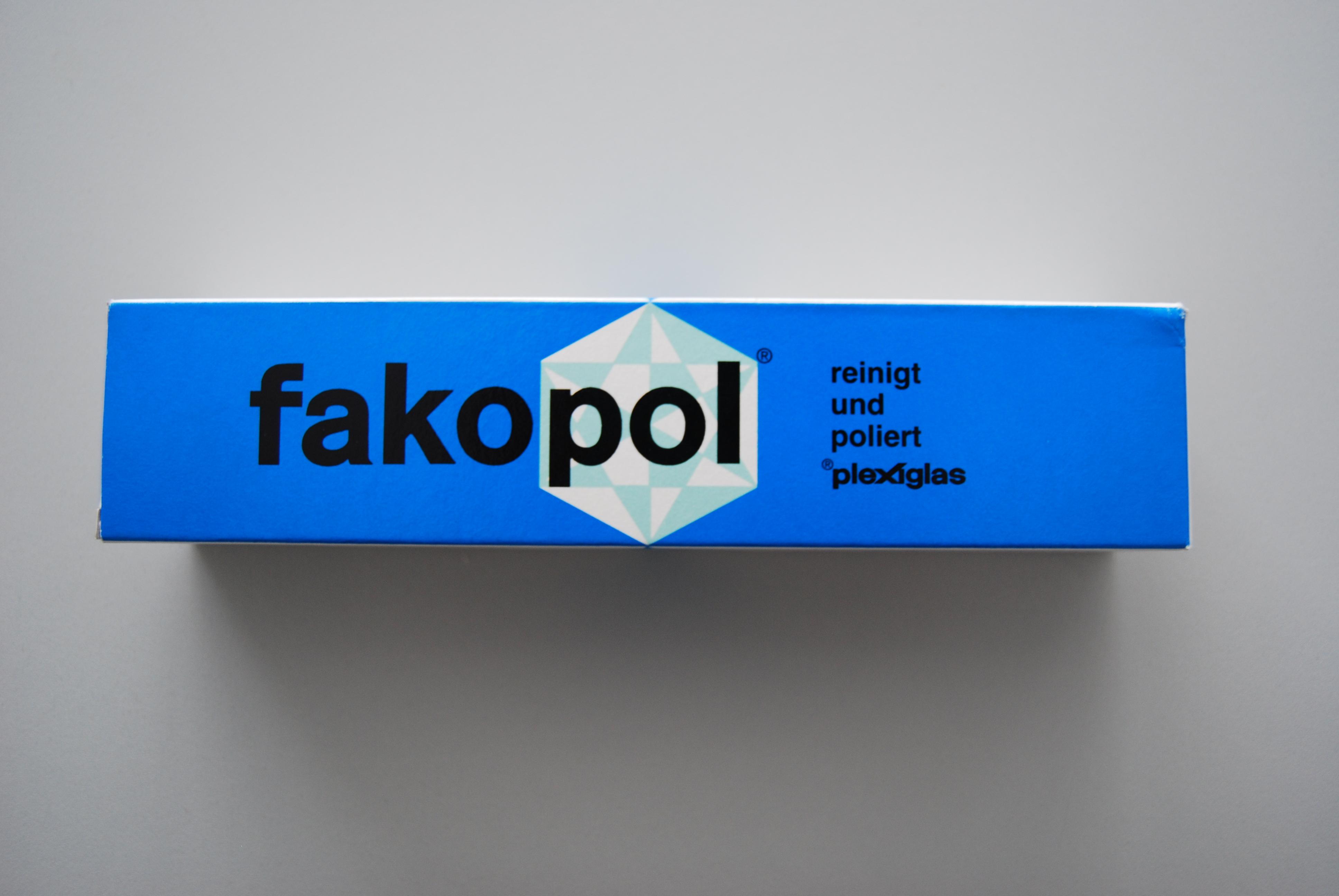 Fakopol plexiglas