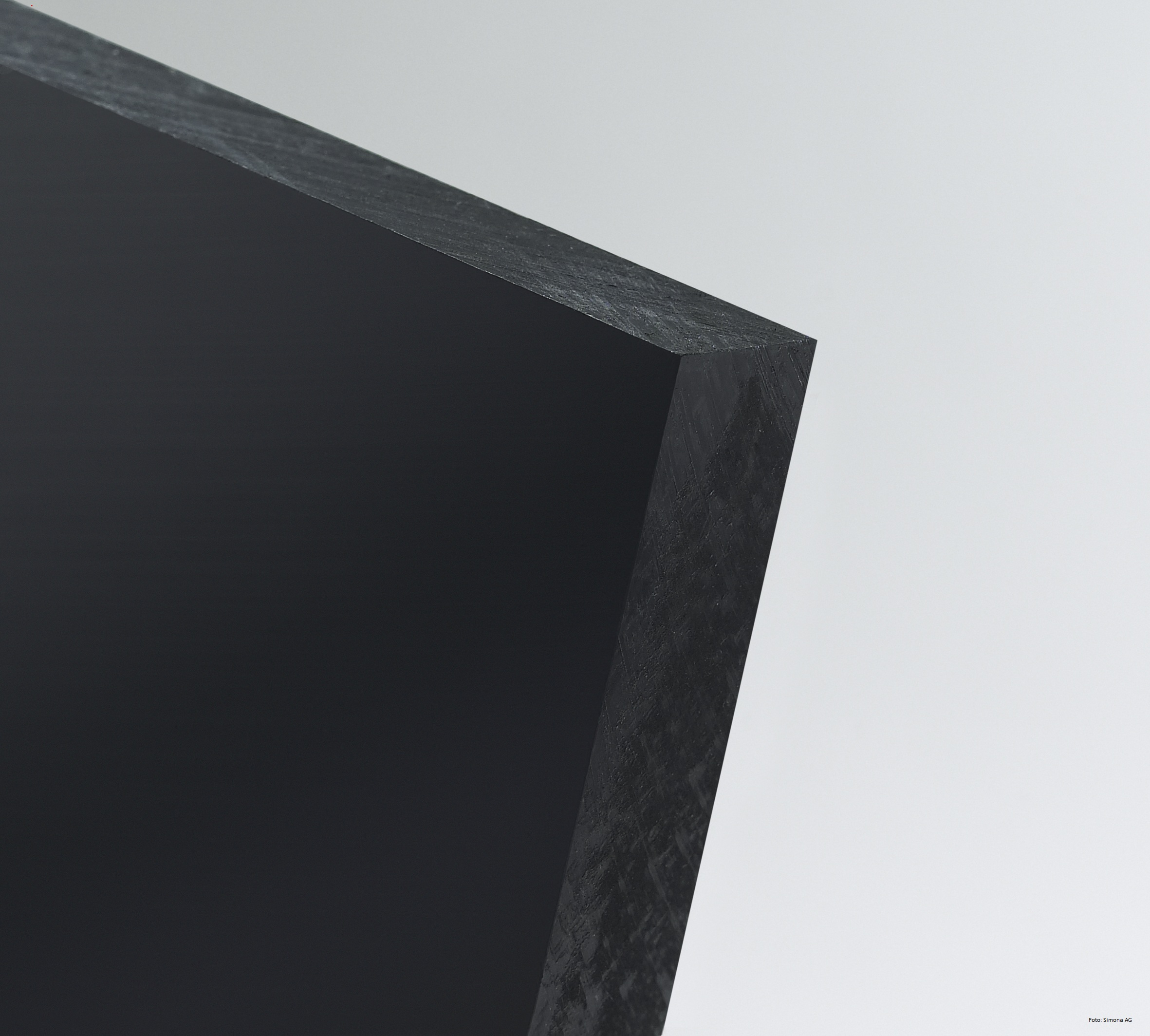 pe hd tafel schwarz extrudiert gro format. Black Bedroom Furniture Sets. Home Design Ideas