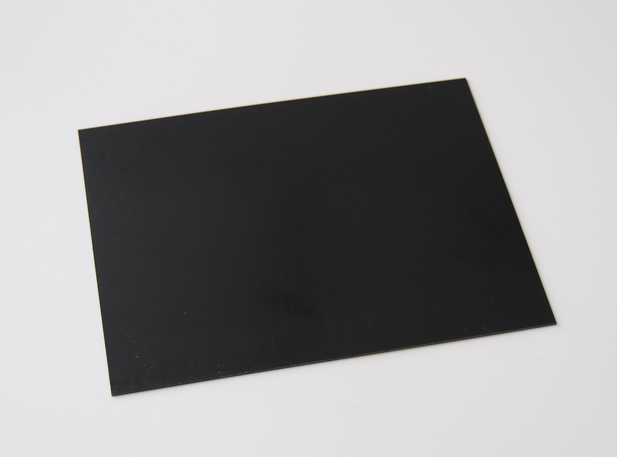 polystyrol tafel schwarz 2000 x 1000 mm. Black Bedroom Furniture Sets. Home Design Ideas